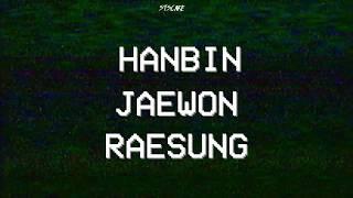 [ซับไทย] Only us in the world - Hanbin One Raesung (YG trainee)