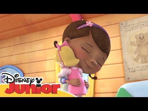Disney Junior Garden Party - Doc McStuffins Theme Tune