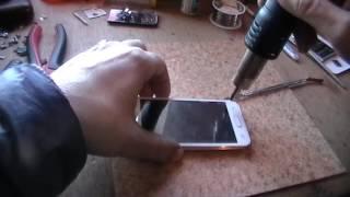 Как разобрать телефон Samsung Galaxy SM-G355H/DS