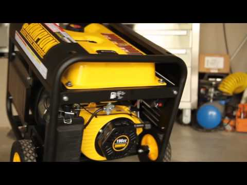 How-To: Store A Portable Generator (Updated)