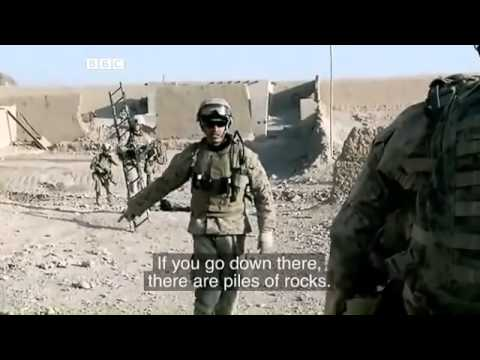 US Marines in Sangin, Afghanistan 2011 Part 1 of 2