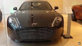 Aston Martin Rapide S 2015 Videos