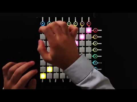 Alone, Faded, Spectre Launchpad Cover Synthetic