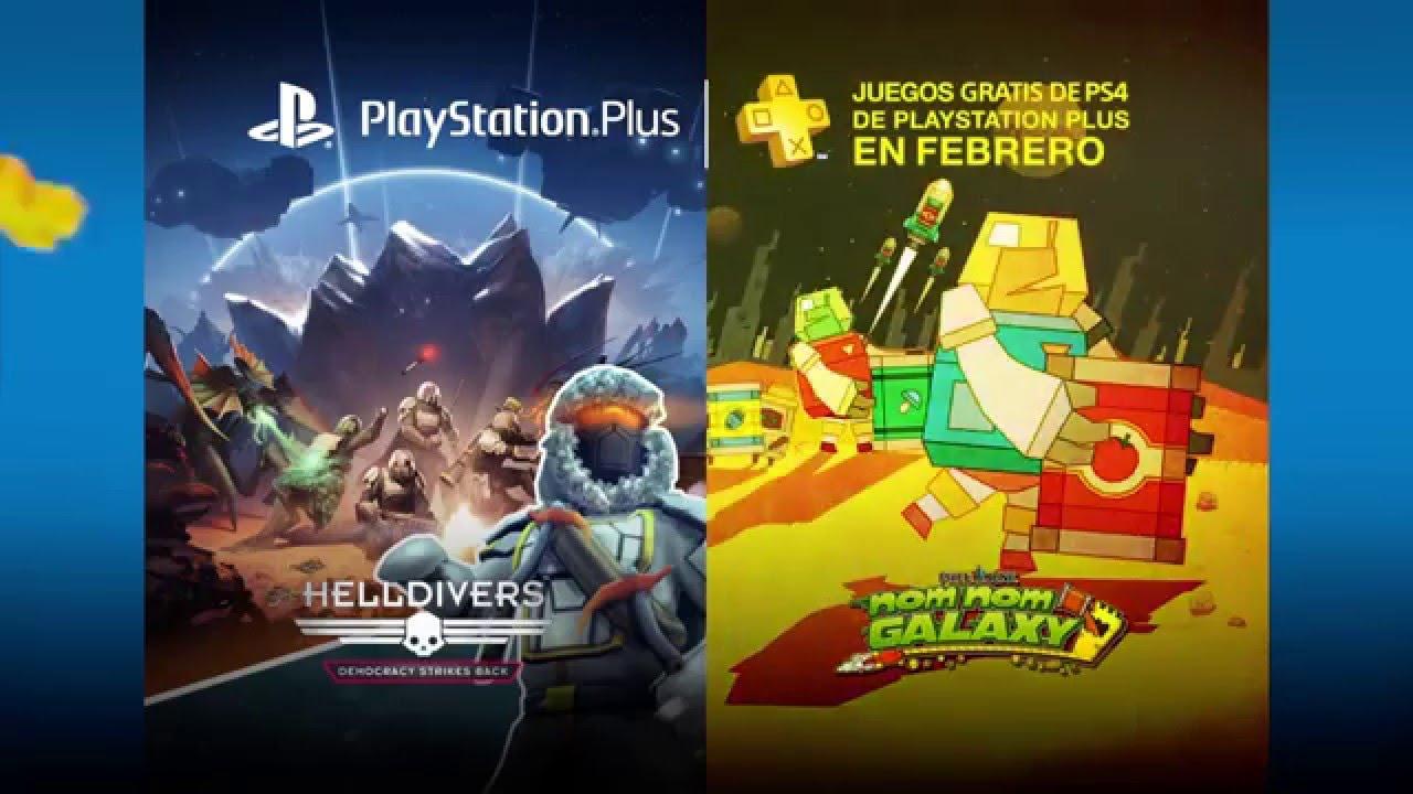 Juegos Gratis Para Playstation Plus Febrero 2016 Ps4 Youtube