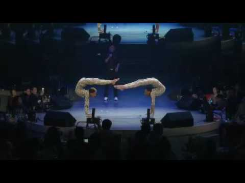 Best contortion acts Africa