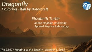 PSW 2397 Dragonfly: Exploring Titan by Rotorcraft | Zibi Turtle
