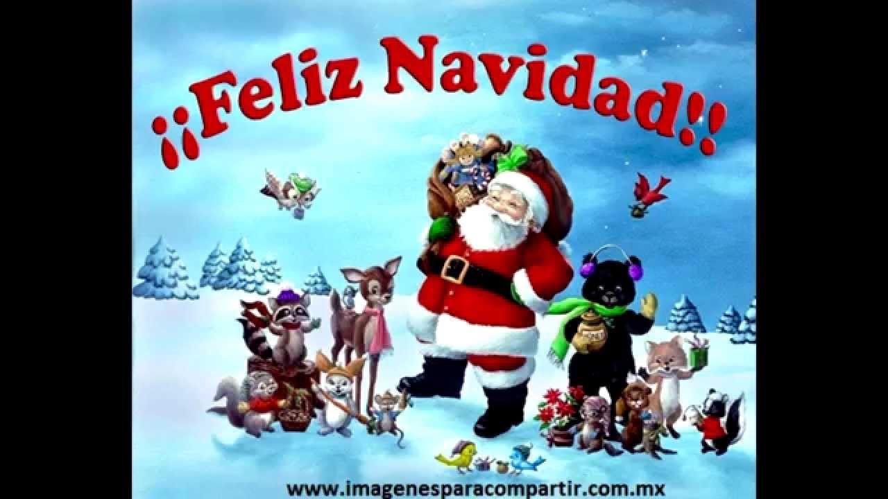 Imagenes De Navidad Con Frases Bonitas