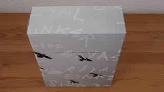 SAVAS & SIDO - ROYAL BUNKER (Ltd. T-Shirt Bundle) UNBOXING