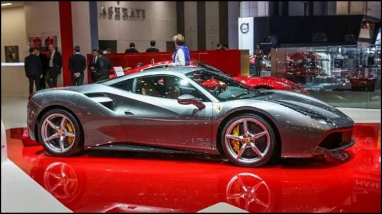 Ferrari Car 2016