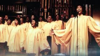"Whitney Houston (feat. The Georgia Mass Choir) ""Joy to the World"""