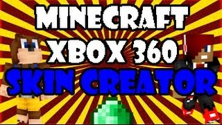 Minecraft (Xbox 360) Skin Creator?