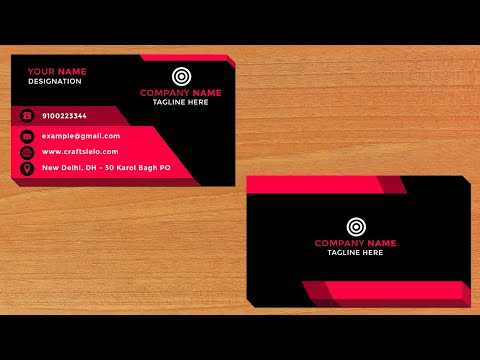 Best Digital Marketing Company Business Card | Best Digital Marketing Agency Services