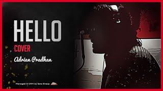 Adrian Pradhan - Hello (Cover)