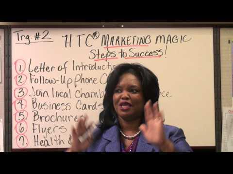 Nurse Entrepreneur Training Video # 2 Getting Started