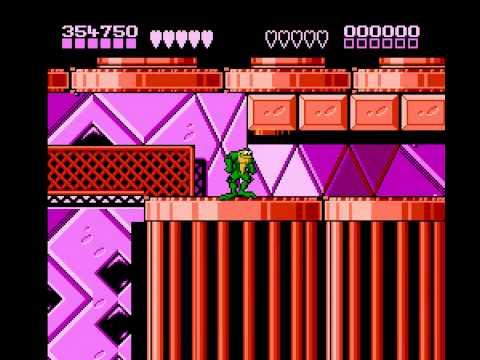 NES Longplay [205] Battletoads & Double Dragon: The Ultimate Team