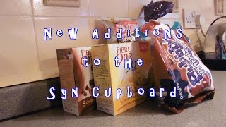 SW :: Additions to the Syn Cupboard :: 1