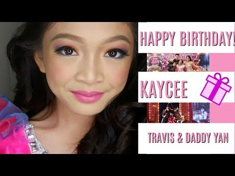 KAYCEE'S 11TH BIRTHDAY PARTY / GREATEST SHOWMAN PARTY THEME!