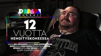 """Perjantai-dokkari: 12 vuotta hengityskoneen varassa elänyt Risto harkitsi eutanasiaa: """"Haluan elää"""""""