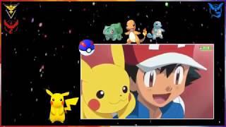 Pokemon  Tập 143 Tiến hoa Mega và toà tháp isubi