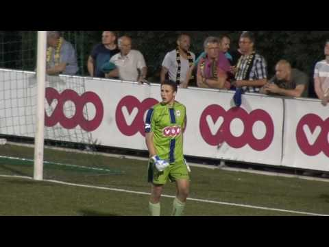 TF retour RFC Liège – K Olsa Brakel  Les buts et interview