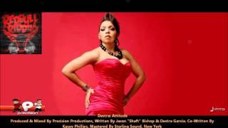 Destra : ATTITUDE [2012 Trinidad Soca][Red Bull Riddim, Precision Prod. & Andre J. Donawa]