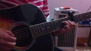 Anh sai rồi [Guitar]