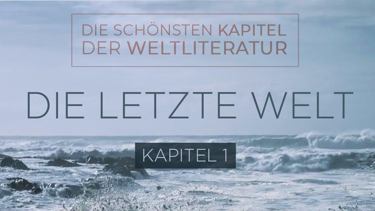 """Die schönsten Kapitel der Weltliteratur: Christoph Ransmayrs """"Die Letzte Welt"""" - Kapitel 1"""