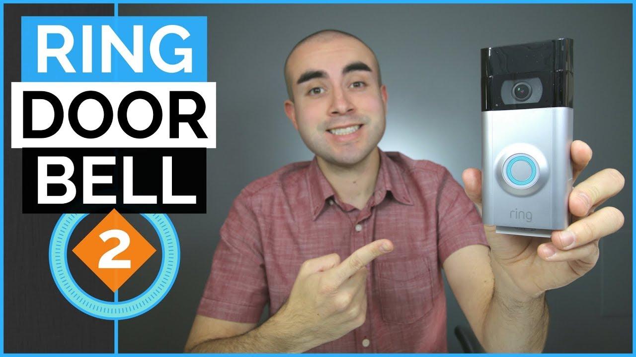 Ring Video Wireless Doorbell 2