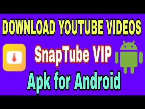 SnapTube V4.39 VIP-YouTube Downloader HD Video