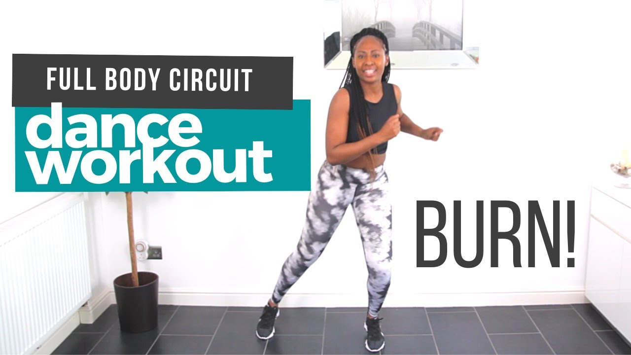 25-Min Afro Dance Workout   Full FAT BURNING Afro Cardio   Afrifitness