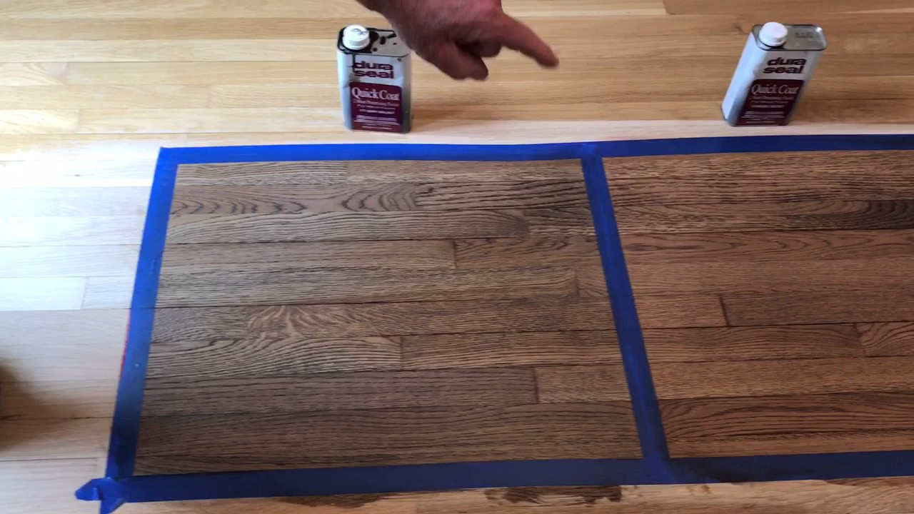Find The Perfect Stain Color For Your Hardwood Floors Duffy