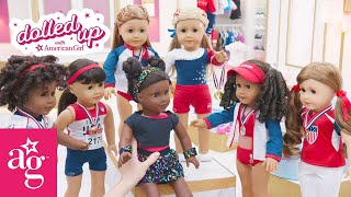 Harper Goes for Gold With Team USA | Dolled Up With American Girl | American Girl