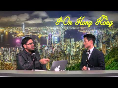 Christman carol protests, CY Leung in Beijing, Look back at 2014〈IONHK〉Ep  030 2014 12 27a