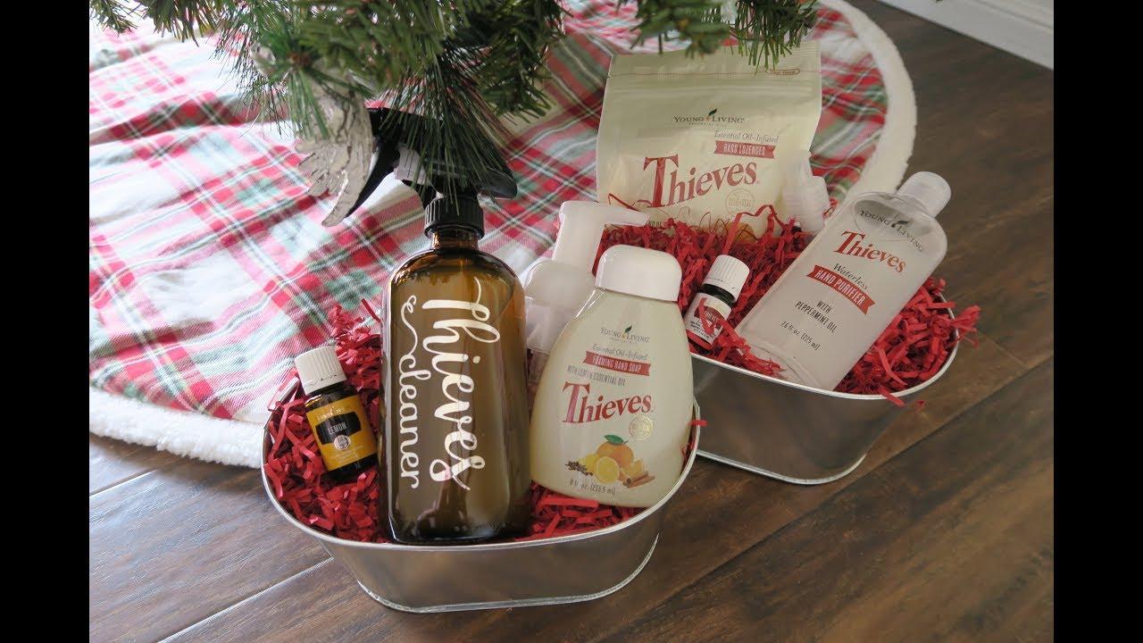 Christmas Gift Ideas | Heath & Wellness Gift Baskets | Vlogidays ...