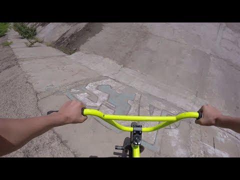 GoPro BMX STREET RIDING #2
