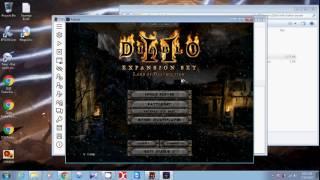 Diablo II 1.14d Kolbot Setup