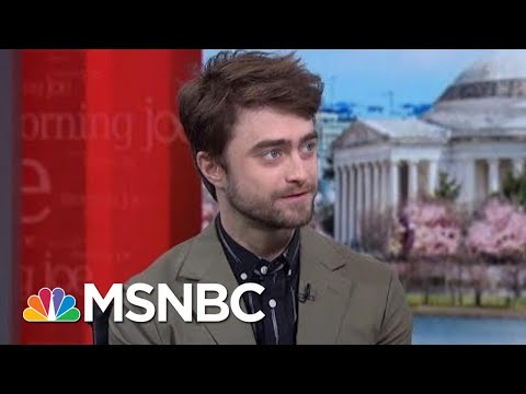 Facts Matter In Daniel Radcliffe's New Play  Morning Joe  MSNBC