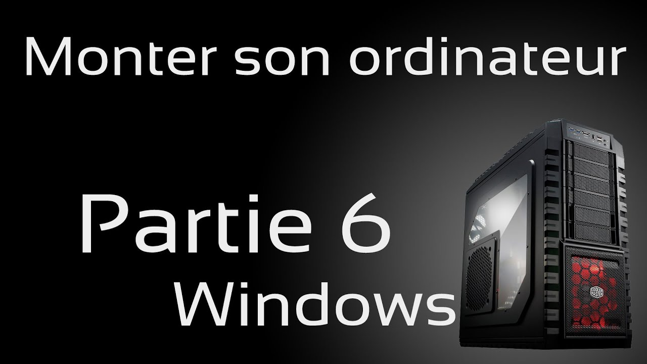 comment installer windows 7 sans cd