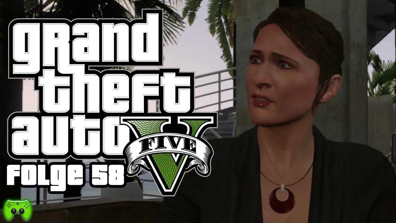 GTA 5 # 58 - Hackfleisch «» Let's Play Grand Theft Auto V   HD