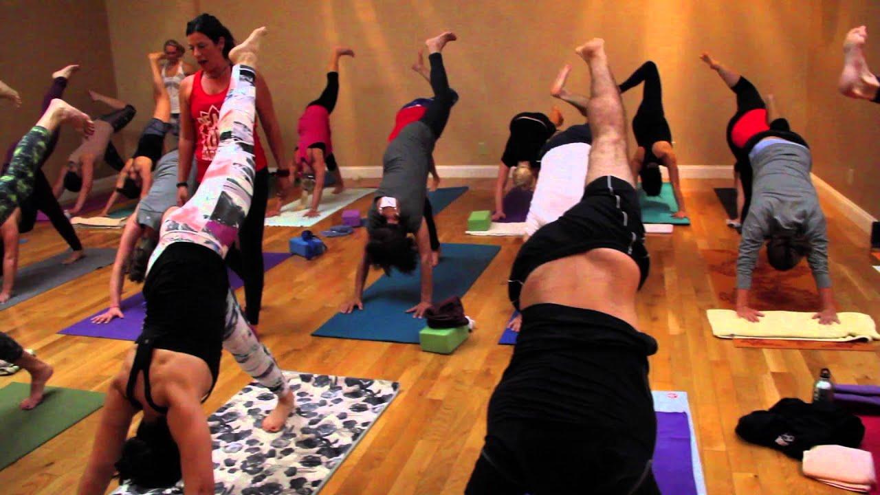 Harmony Yoga Studios - Willoughby Ohio - YouTube