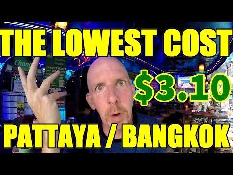 LOWEST COST PATTAYA TO BANGKOK V178