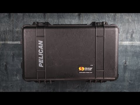 The Best Video Camera Bag! - Pelican 1510 Case