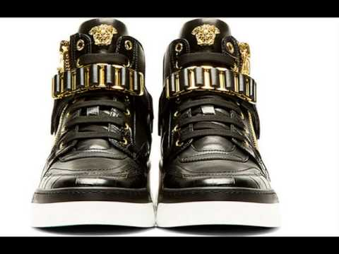d854e60ff896 The Best Of Mens Versace Sneakers 2016 - YouTube