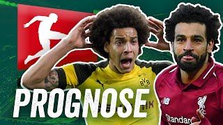 März 2019 Fußball Prognose: Champions League! Bayern, Barcelona, Manchester City? Frankfurt - Inter!