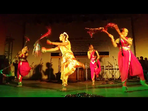 DANCE at Public Library Auditorium to observed Bulbul Joyonti on 01.01.2016
