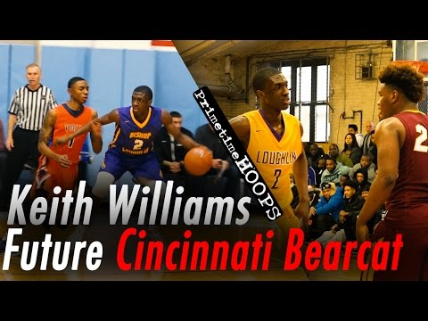 Keith Williams is A Future Cincinnati Bearcat! Senior Year Mixtape