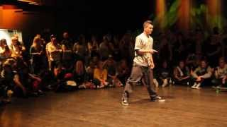 Soul Sessions EXTENDED 2013: Final Popping Battle