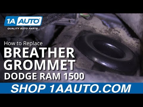 How to Replace Breather Element Grommet 94-02 Dodge Ram 1500