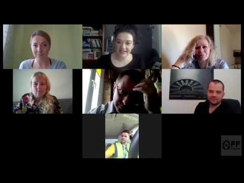 Teatr Muzyczny #zostajewdomu - OFF/ON - Po co... teatr w sieci / panel dyskusyjny