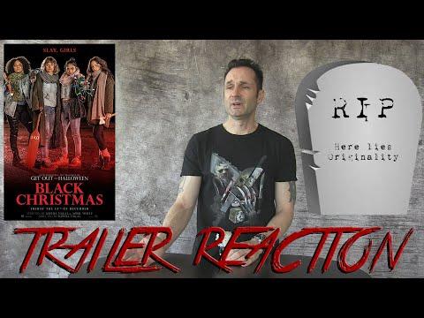 Black Christmas Trailer Reaction